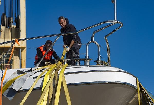 Dubai yacht shipping
